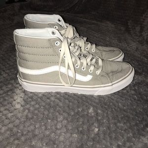 Hightop Grey Vans